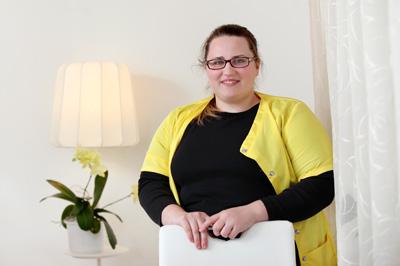Anna Hass kompetente Mitarbeiterin von Pflegedienst Milwald