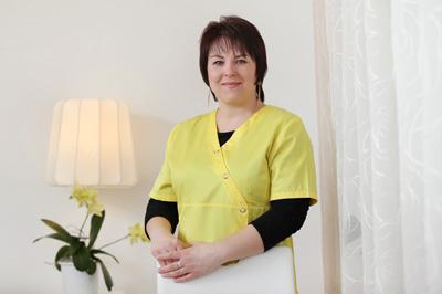 Katharina-Grohs-Reifschneider Geschäftleitung von Pflegedienst Milwald